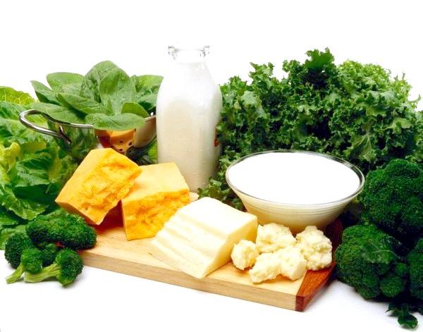 Фото - В каких продуктах содержится кальций