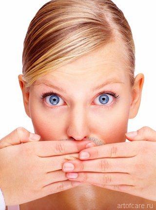 как сделать запах изо рта приятным