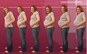 симптомы беременности на первой неделе