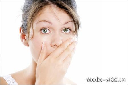 8 причин появления язв во рту