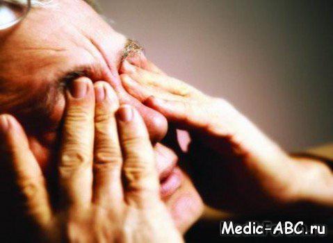Болят глаза от сварки, что делать?