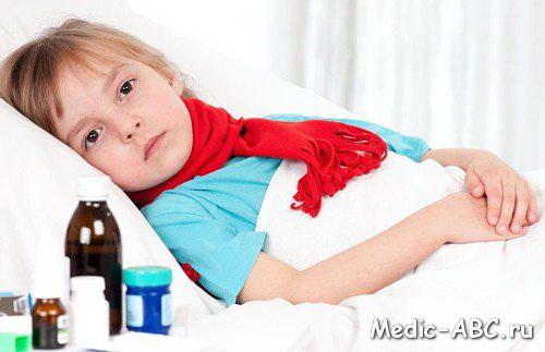Чем лечить ларингит у детей