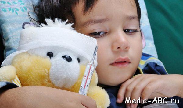 Чем лечить рвоту у ребенка