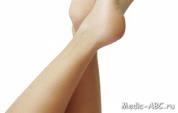 Чем лечить трещины на пятках