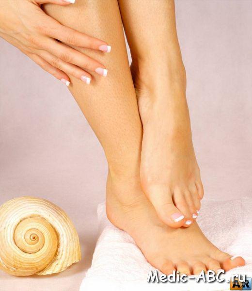 Чем опасно уплотнение на ноге?