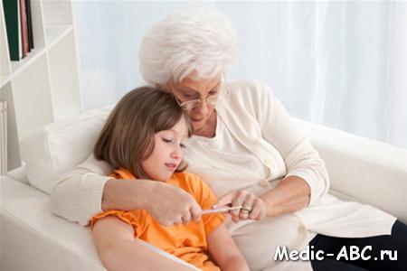 Чем сбить температуру у взрослого?