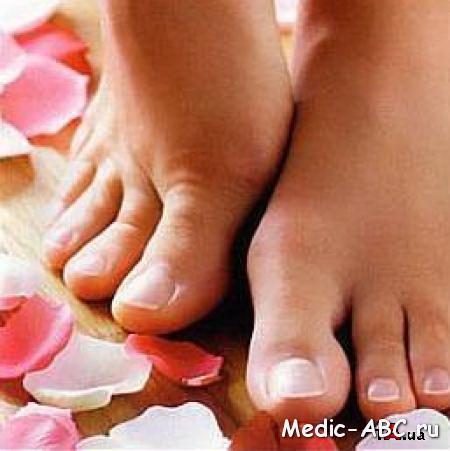 Інфекції шкіри - поразка грибком