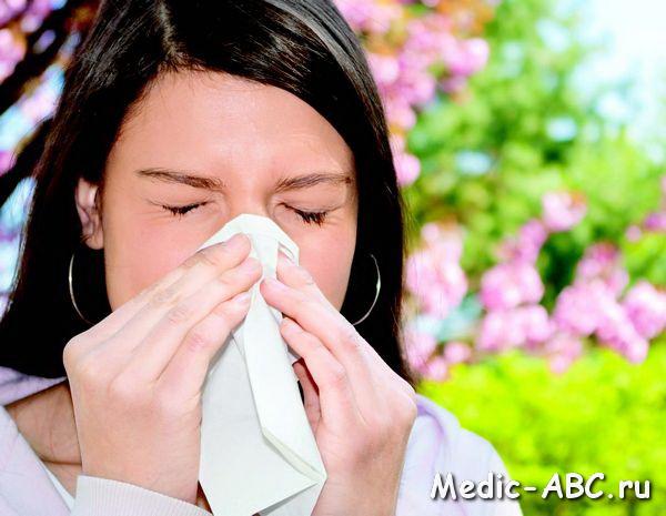 Как избавится от аллергического насморка