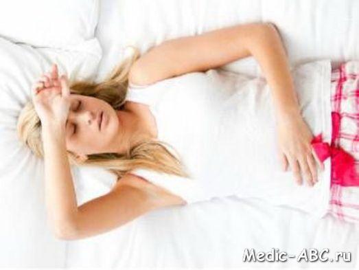 Как избавиться от боли при месячных?
