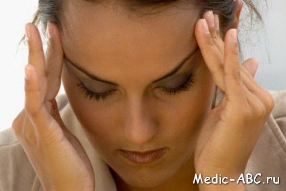 Как избавиться от сильной головной боли.