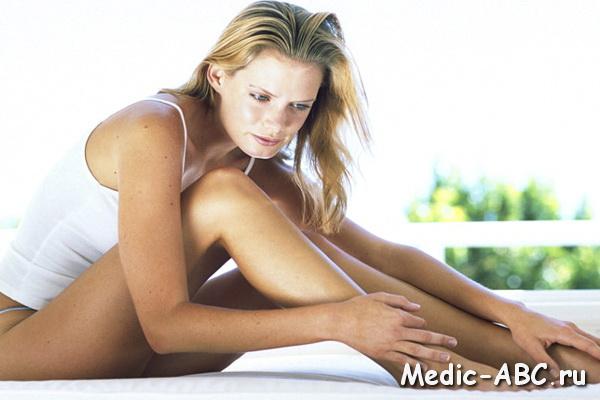 Мелкая сыпь на ногах как лечить
