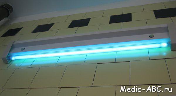 Как лечить кварцевой лампой