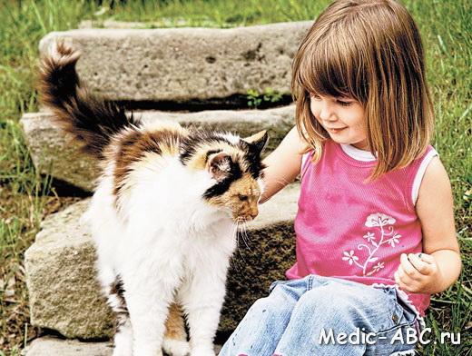 Как лечить лишай у детей
