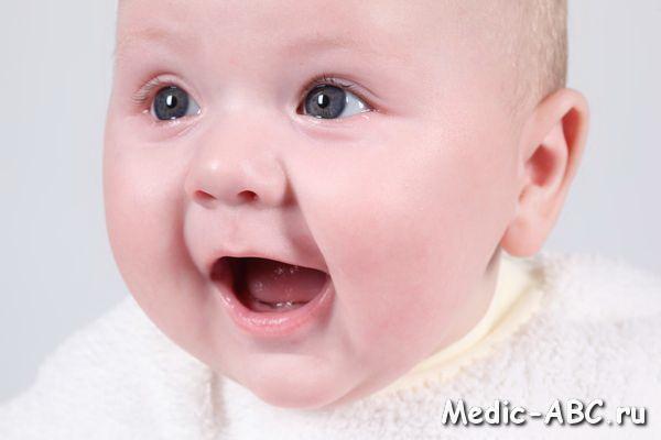 Как лечить молочницу у грудничков