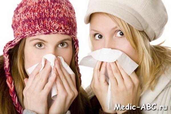 Как лечить насморк или простуду