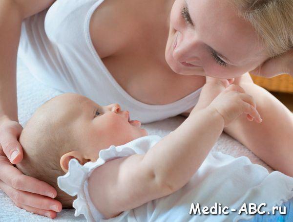 Как лечить простуду кормящей маме