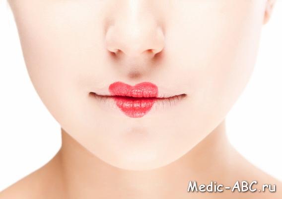 Как вылечить герпес на губах быстро