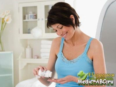 Как вылечить молочницу во время беременности