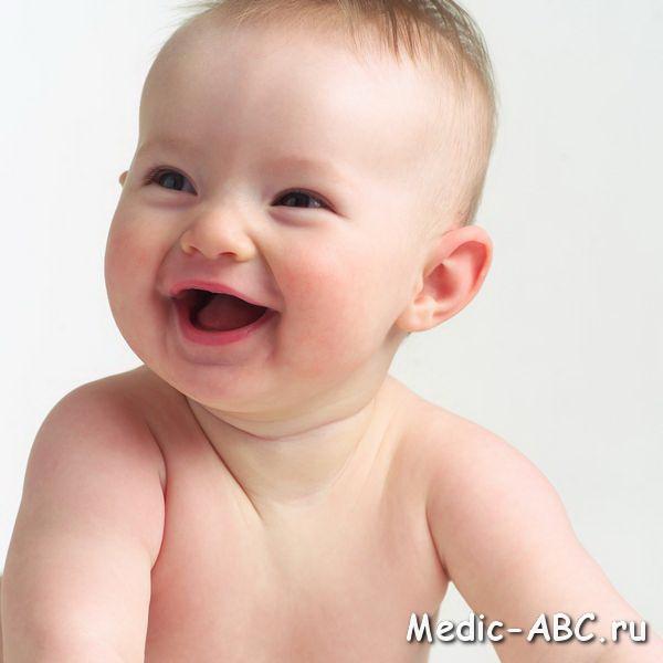 Лечение ангины у грудных детей