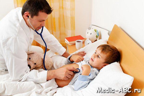 Менингит у детей, срочно лечить!