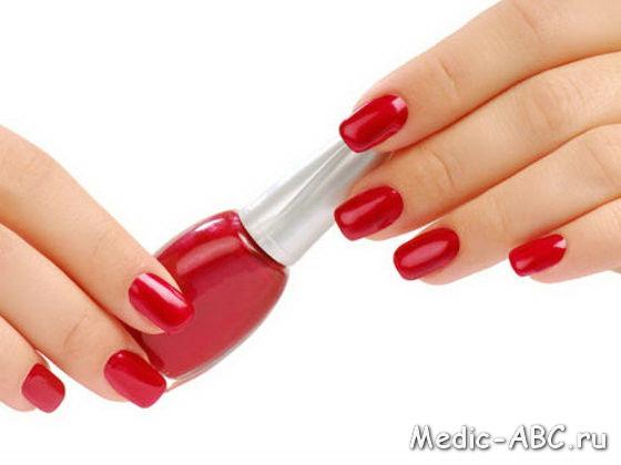 Можно ли беременным красить ногти?