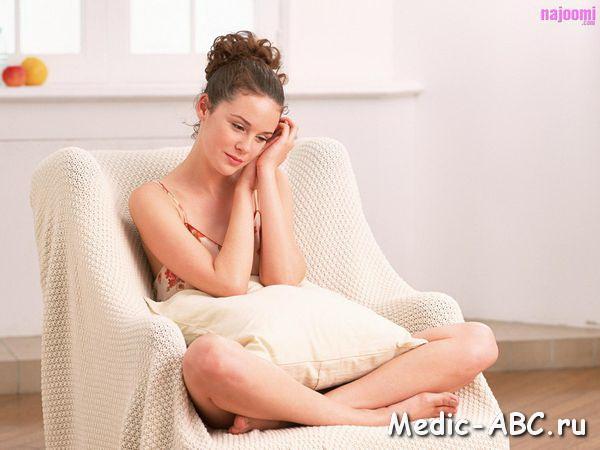 Причины появления жидкости в матке