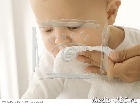Симптомы молочницы во рту