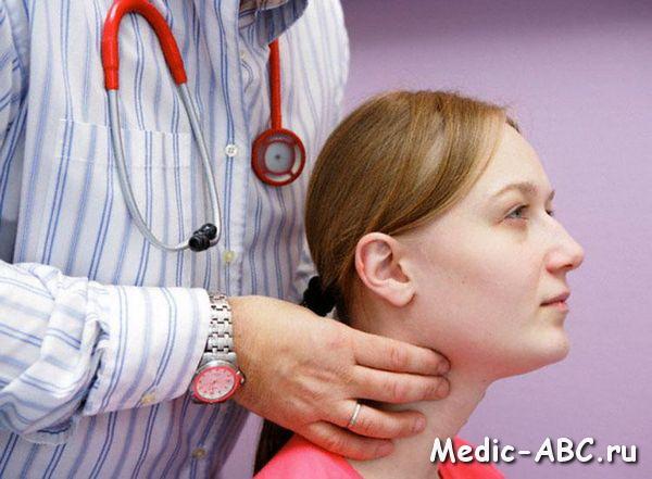 Симптомы нехватки йода