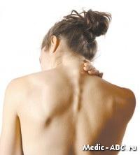 Симптомы остеохондроза шейного