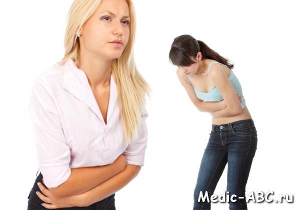 Симптомы отравления пищей
