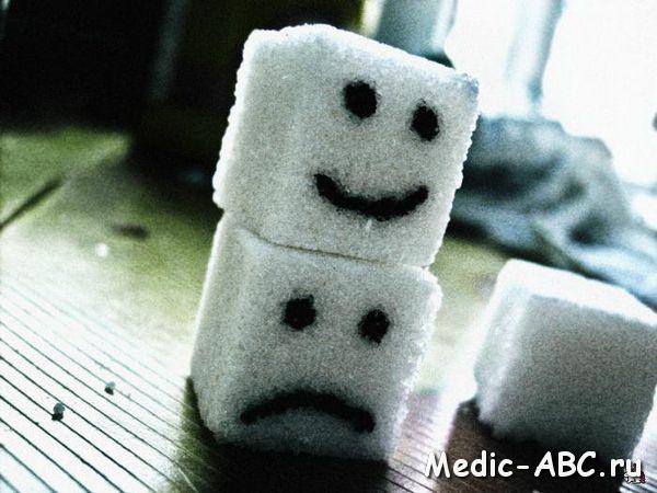 Симптомы при сахарном диабете