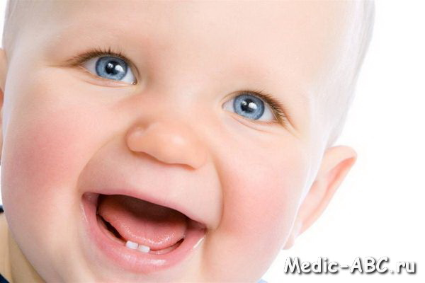 Симптомы прорезывание зубов