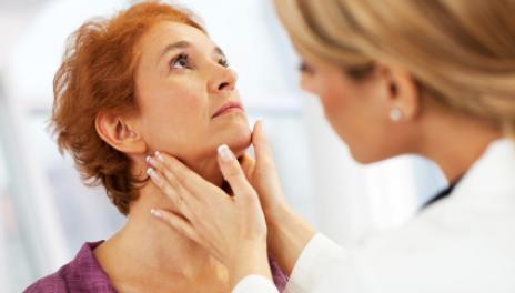 Симптомы щитовидка