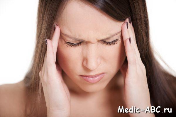 Все о мигрени. симптомы. лечение.
